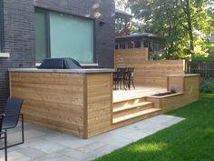 Deck by Thomas Tree Carpentry