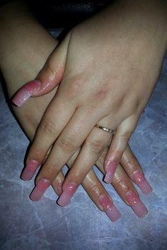 Long, long, nails are just tacky...just sayin'