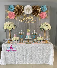 👚👕 Girl or boy ? Simple Gender Reveal, Gender Reveal Themes, Gender Reveal Party Decorations, Baby Gender Reveal Party, Gender Party, Cute Baby Shower Ideas, Elegant Baby Shower, Baby Shower Themes, Fiesta Baby Shower