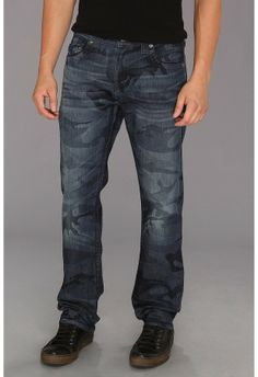True Religion Bobby Straight Camo Laser in Camouflaged (Camouflaged) - Apparel on shopstyle.com