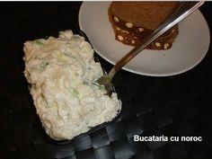 Conopida cu crema mascarpone - Bucataria cu noroc