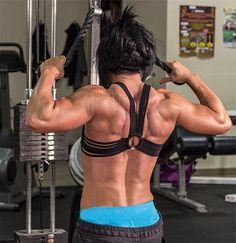 Bodybuilding.com - Delt Homicide: Dana Linn Bailey Shoulders Workout...exactly the workout I\'ve been looking for!