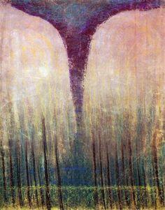 Deluge (III) - Mikalojus Ciurlionis