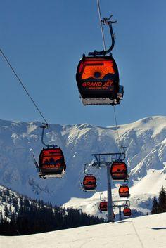 JASNÁ V ZIME - Jasná Nízke Tatry Heart Of Europe, Mountain Resort, Bratislava, Capital City, Slovenia, Homeland, Skiing, Travel, Resorts