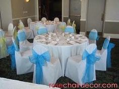 Our wedding color. Wedding Reception, Our Wedding, Dream Wedding, Reception Ideas, Wedding Things, Wedding Stuff, Yellow Turquoise, Wedding Decorations, Table Decorations