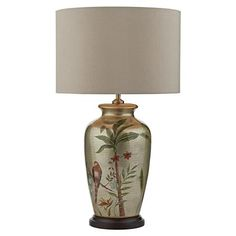 Oriental Palm Tree Table Lamp | ACHICA