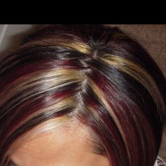 might just have to do this next time I get my hair colored!!