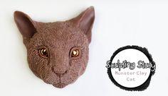 Inside the artdoll - Wildcat Sculpting