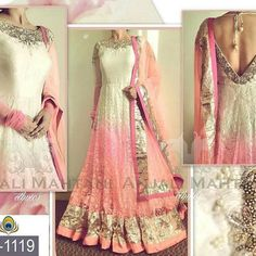 #designergown DS NO. : KD-1119  TOP : BALGLORY SILK & MONO PADDING NET  BOTTOM : SANTOON INNER : SANTOON DUPATTA : MONO NET WORK : THREDWORK & HAND TYPE : GOWN  RATE : 2450/- INR Only !* CASH ON DELIVERY Avilable In India !  World Wide Shipping ! ✈  For orders / enquiry 📲 WhatsApp @ +91-9054562754 Or Inbox Us , Worldwide Shipping ! ✈ #SHOPNOW  #lahengacholi #onlineshopping #bridalwear #glamour #style #quallity #pakistanifashion #designersaree #salwarkameez #patiyalasuit..