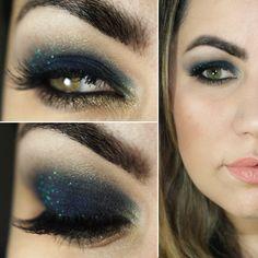 Tutorial – maquiagem com a sombra Prank da Vice Palette