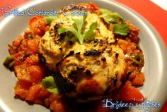 Effervescence: Grilled Coriander Chicken (and 8 Marinating mixes)...