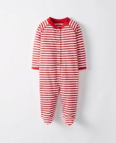 Sleepwear Baby & Toddler Clothing Qualified Hanna Andersson Baby Organic Zip Sleeper Little Village Newborn Premie Nwt Attractive Appearance