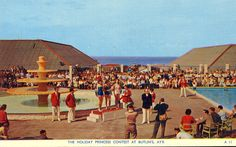 Butlins Ayr c1950s - Holiday Princess Contest