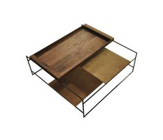Coffee tables | Tables | F007 Sidetable | FOUNDED | Richard. Check it out on Architonic