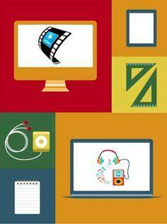 Herramientas web para la edición de video y audio