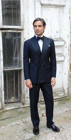 Sciamat dinner suit