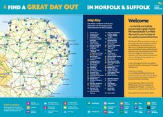 Norfolk and Suffolk Tourist Attractions (NSTA) launched their 2017 Great Days Out in Norfolk & Suffolk booklet at Castle Acre Priory and Framlingham Castle (English Heritage properties)