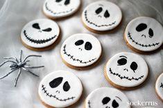 HalloweenSockerrus | Sockerrus Jack cookies for the party