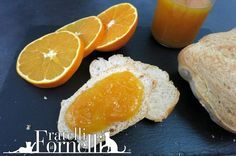 #Orange #marmalade, is a bitter citrus preserves very simple to prepare at home.