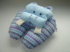 Hipopótamo guarda-pijama