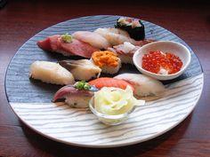 More sushi!!! Yum!