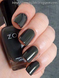 *Zoya - Noot (Designer Collection NYFW Fall 2012) / WackyLaki