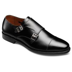 Mora 2.0 - Double Monk Strap Slip-on Loafer Men's Dress Shoes by Allen Edmonds - ($395.00, $279.00 on sale) - built on the 108 last, known more simply as the 8 last, the 108 last has an elongated forepart with a tapered and flatter toe. It is similar to the 222 last with a longer, narrower fit and a rounded toe.