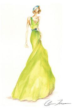 Fashion Illustration Image - Screen Shot 2012-04-22 at 9.37.37 PM.png - New York New York United States