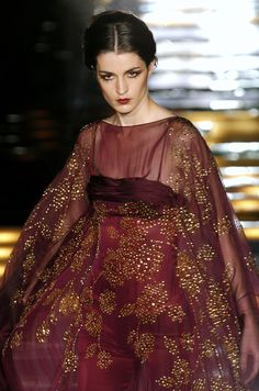 Elie Saab gown for Cersei