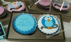 Cupcake Dia dos Professores