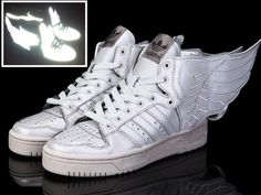 purchase cheap da963 214e0 Buy Jeremy Scott Adidas Originals JS Wings Glow In The Dark For Spring from  Reliable Jeremy Scott Adidas Originals JS Wings Glow In The Dark For Spring  ...