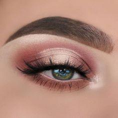 Eye Makeup Tips, Glam Makeup, Makeup Inspo, Beauty Makeup, Hair Makeup, Makeup Ideas, Makeup Products, Makeup Tutorials, Glossy Makeup