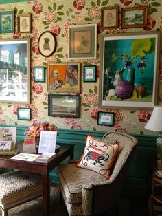 Adamsleigh Showhouse, Design by Madcap Cottage