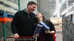 Couple celebrates lifetime membership to marriage with Costco photo shoot?  Be romantic HERE: mashable.com/2016/05/13/costco-engagement-photos/  #Costco #Marriage #Wedding #Photography #EsquirePhotography #WeddingPhotographer
