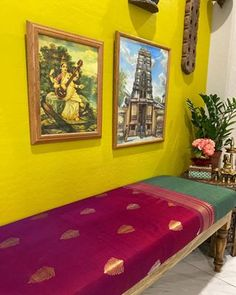 Indian Room Decor, Indian Bedroom, India Home Decor, Ethnic Home Decor, Home Decor Furniture, Home Decor Bedroom, Living Room Decor, Indian Interior Design, Indian Interiors