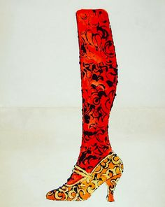 Andy Warhol  Gee, Merrie Shoes, 1956  It's almost Christmas... Info@guyhepner.com www.guyhepner.com  #andywarhol #shoes