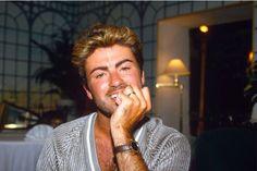 George Michael en 1988