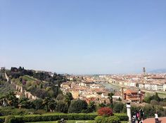È o non è la città più bella del mondo? #Florence #Firenze It's the most beautiful city in the world, isn't it?  Visit and stay in Florence in our Bed and Breakfast www.bbfirenzemartini.it