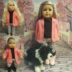 Hey, diesen tollen Etsy-Artikel fand ich bei https://www.etsy.com/de/listing/464135675/18-inch-doll-clothes-pink-meets-wild-18
