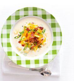 Valašská kyselica | Recepty Albert Risotto, Eggs, Breakfast, Ethnic Recipes, Food, Morning Coffee, Essen, Egg, Meals