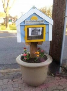 Find out how Little Free Library helped one community recover from Superstorm Sandy: http://littlefreelibrary.org/reading-aloud-across-generations/