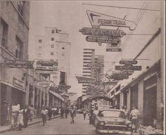 Hotel Aristi cra 9 con 12 #Cali 1960 - #Colombia