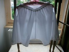 ANTIQUE FRENCH Embroidered Vintage Bloomers Knickers Pants Culottes