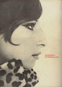 BARBRA STREISAND 1964 U.S. TOUR CONCERT PROGRAM BOOK