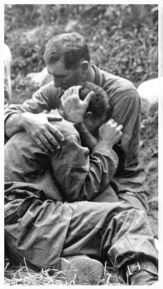 korean war.>>>Don't hear much about Korean Conflict vets. I know a few…