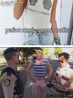 parody funny reno 911 terry perfect summer outfit Just Girly Things, Girly Things and Justgirlythings Parody