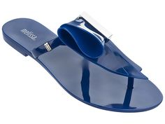 T Bar Ii (Azul) Wedge Sandals, Shoes Sandals, Flat Shoes, Melissa Shoes, Shoe Art, Bar, Spring Fashion, Latest Trends, I Am Awesome