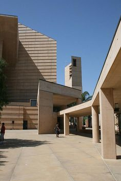 Cathedral of our lady in Los Angeles by Raphael Moneo