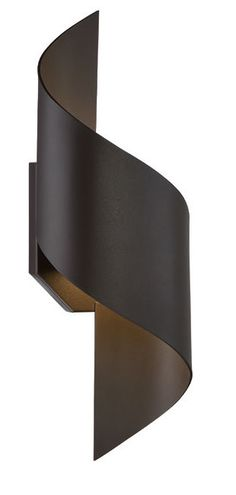 Helix Wet Rated Wall Light