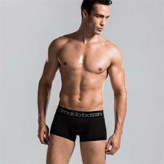 11 Colors Male Panties Sexy Underwear Men's Boxers Top Quality Modal Black Underwear Shorts Men Boxer Blue Los hombres boxeador